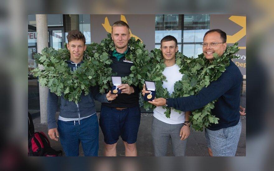 Lietuvos vyrų golfo rinktinė