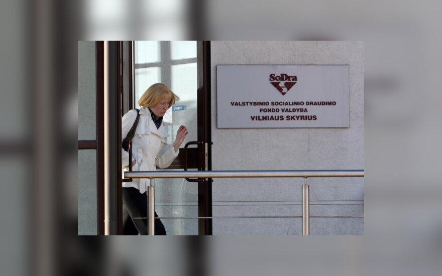 """Sodra"" užsitikrino dar 500 mln. Lt iš bankų"