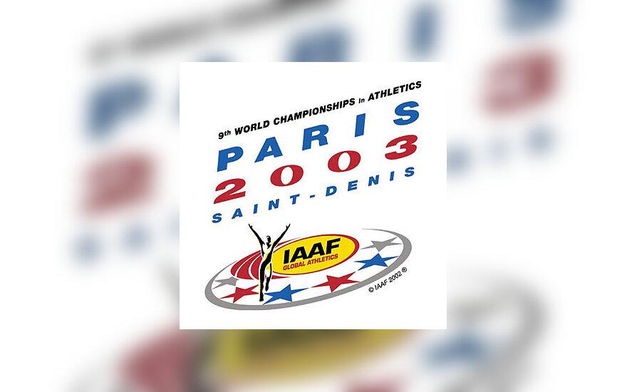 Pasaulio lengvosios atletikos čempionato emblema