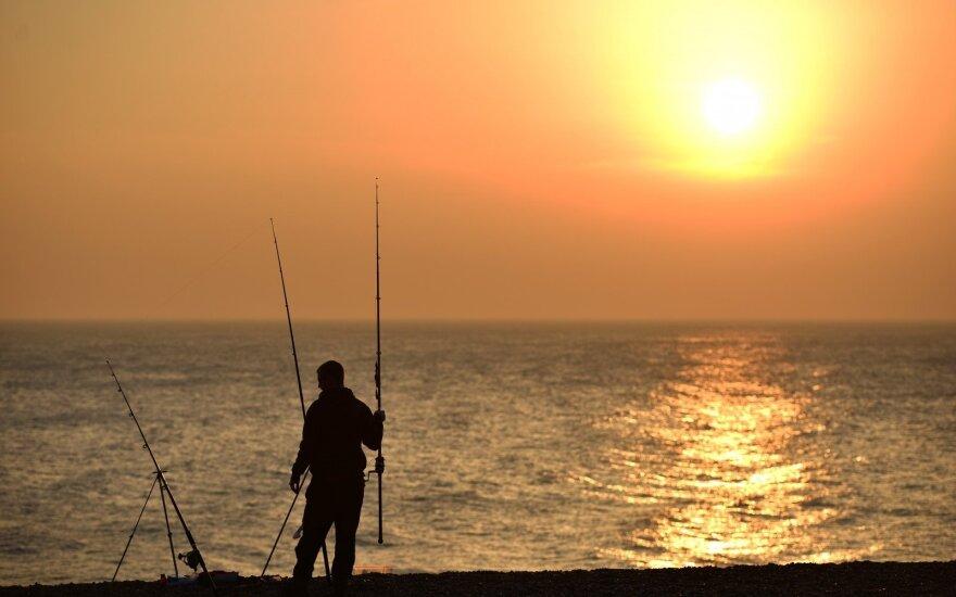Prašo žvejų pagalbos: papasakokite apie savo žūkles pajūryje