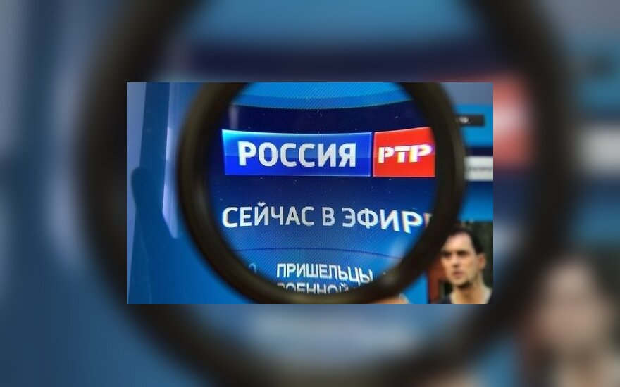 """Už draudimo transliuoti rusišką televiziją nepaisymą """"Init"""" skirta 150 tūkst. eurų bauda"""
