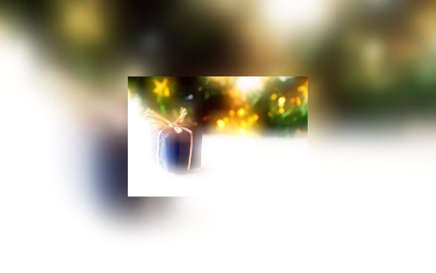 Kalėdos, dovanos, dovana, švetės