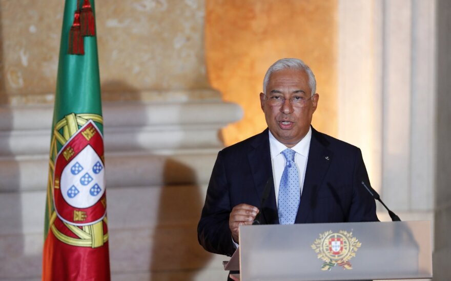 Portugalijos ministras pirmininkas