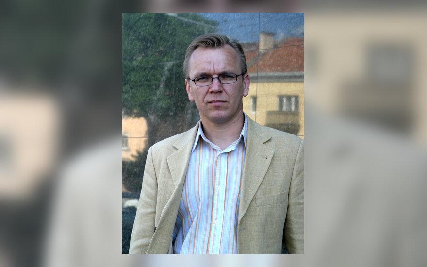 Politologas Alvidas Lukošaitis