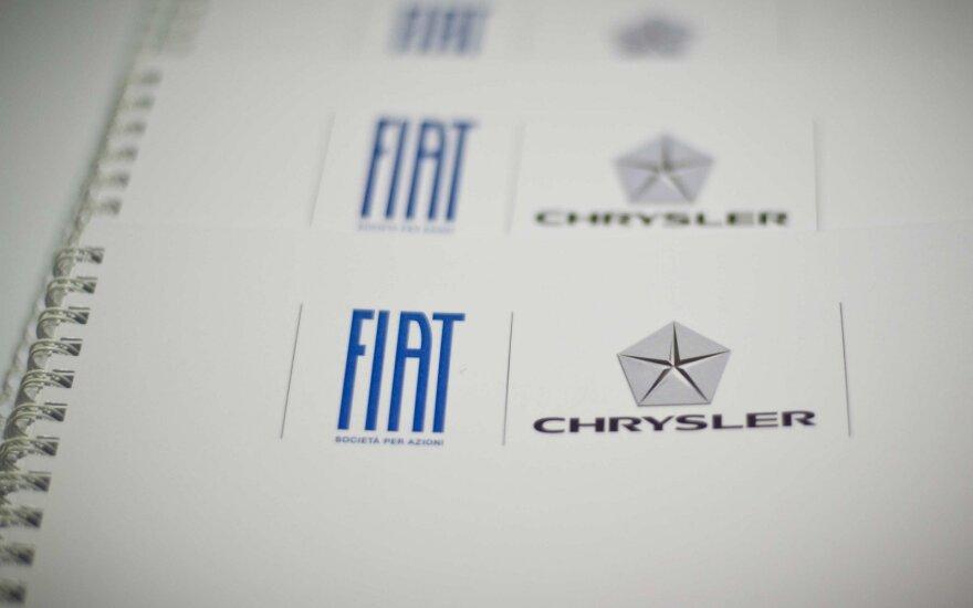 """""""Dyzelgeitas"""" Amerikoje: """"Fiat Chrysler"""" sumokės 515 mln. dolerių"""