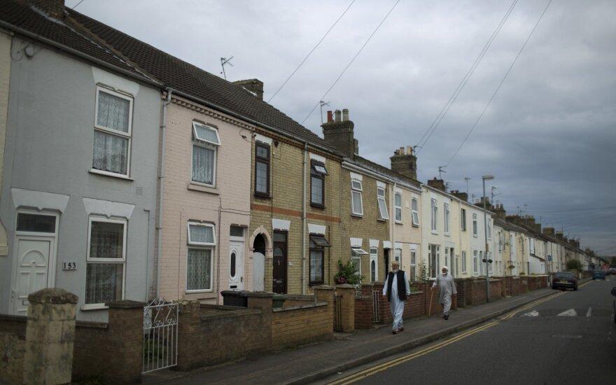 Emigrantų pamėgtoje Londono dalyje: tragiškos gyvenimo sąlygos