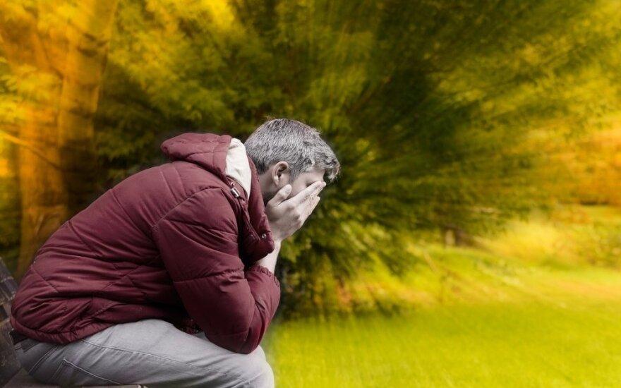 Kaip vyrai išgyvena skyrybas: mitai, kuriuos metas paneigti