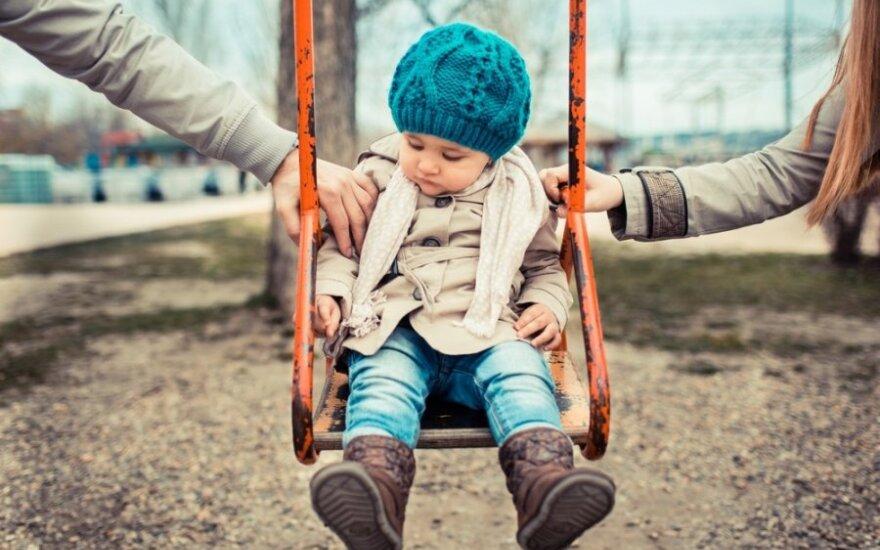 Kodėl vaikui augti trukdo perdėta kontrolė