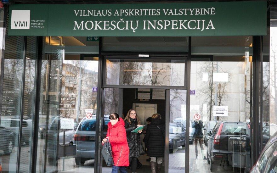 Pamirštų mokesčių sutarčių jau sudaryta už 665 tūkst. eurų