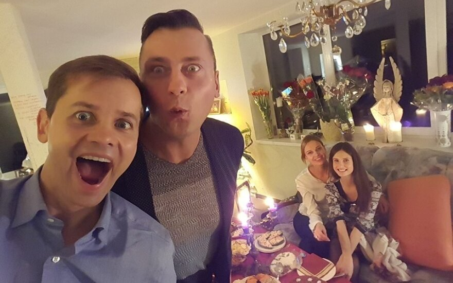 N. Juška, A. Paltarokas, G. Stelemekaitė,  A. Jurgilaitė