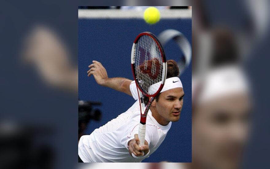 Roger Federer ATP Toronto Masters turnyre