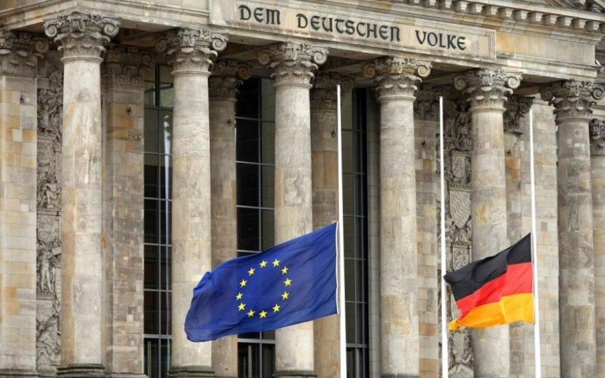 Briuseliui vėl neįtiko Vokietija