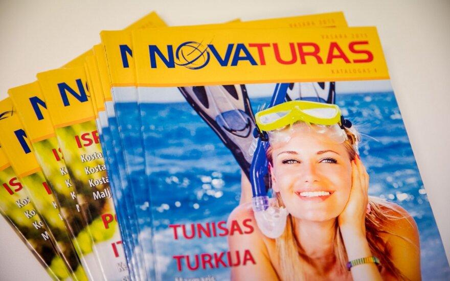 """Novaturo"" apyvarta šiemet augo 1 proc. iki 99,8 mln. eurų"