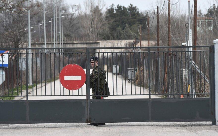 Bulgarijos sostinė prieš ortodoksų Velykų savaitgalį izoliuota dėl koronaviruso