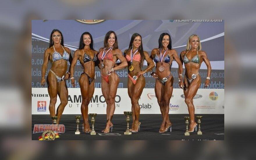 """Kultūrizmo ir fitneso turnyras """"Arnold Classic Europe"""""""