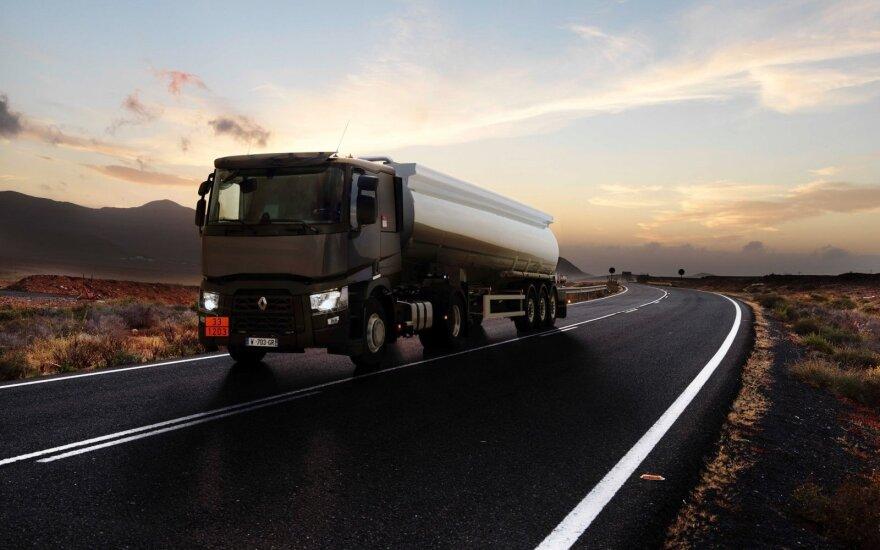 """""""Renault Trucks T Tanker"""""""