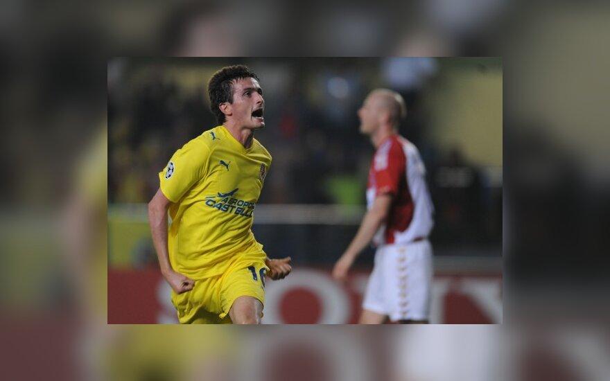 "Joseba Llorente (""Villareal"")"