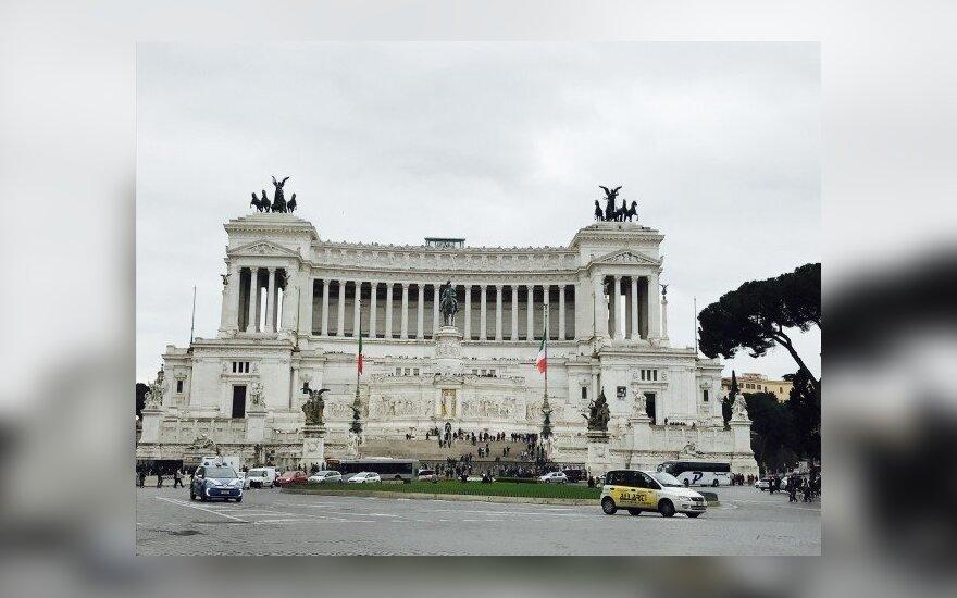 Į kovą su dyzeliu jungiasi ir Roma
