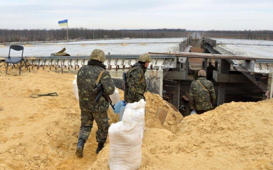 Donecko gyventojai: kažkam ruošiamės, sako, kad puolimas