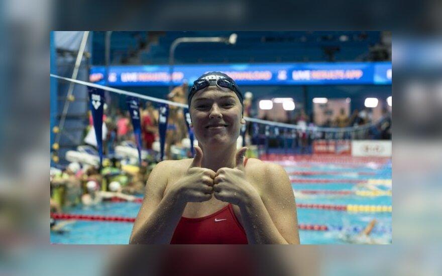 Ugnė Mažutaitytė (Foto: ltuswimming.com)