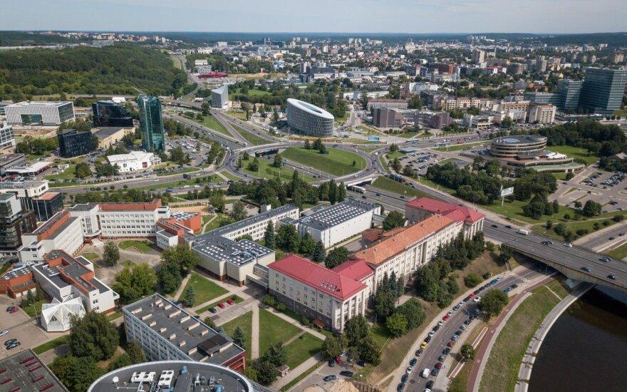 Ministerija nori leisti VDU parduoti buvusio Edukologijos universiteto bendrabutį