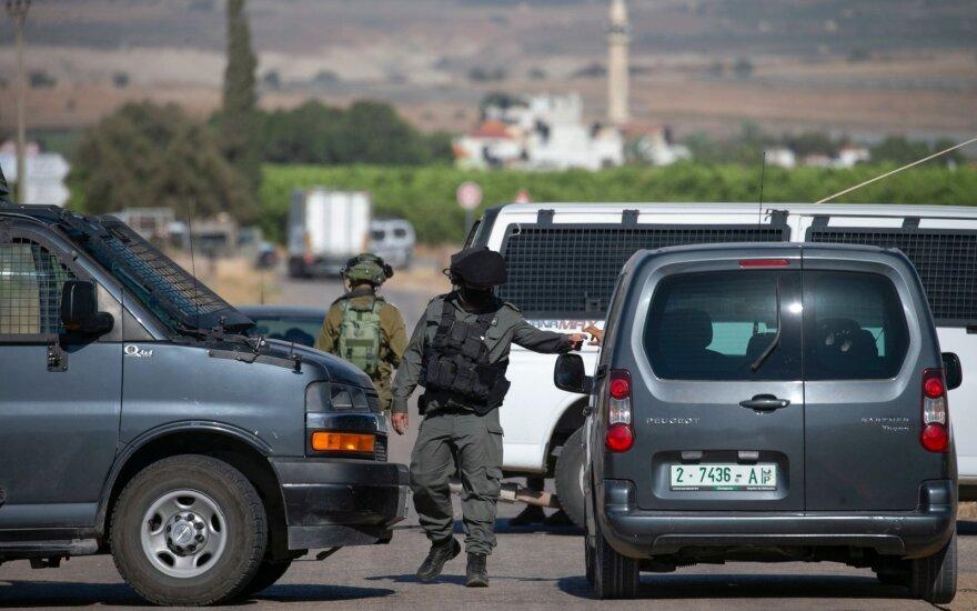 Palestiniečių lyderiams sunku mobilizuoti žmones protestams prieš aneksiją