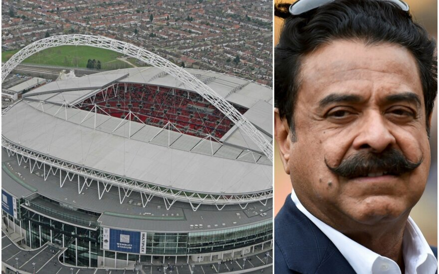 """""""Wembley"""" stadioną nori įsigyti JAV verslininkas"""