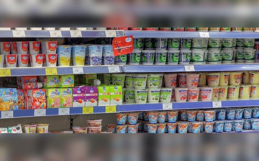 Draudimas maisto produktus reklamuoti neįrodytais teiginiais - geriausias EP sprendimas pernai, mano DELFI skaitytojai