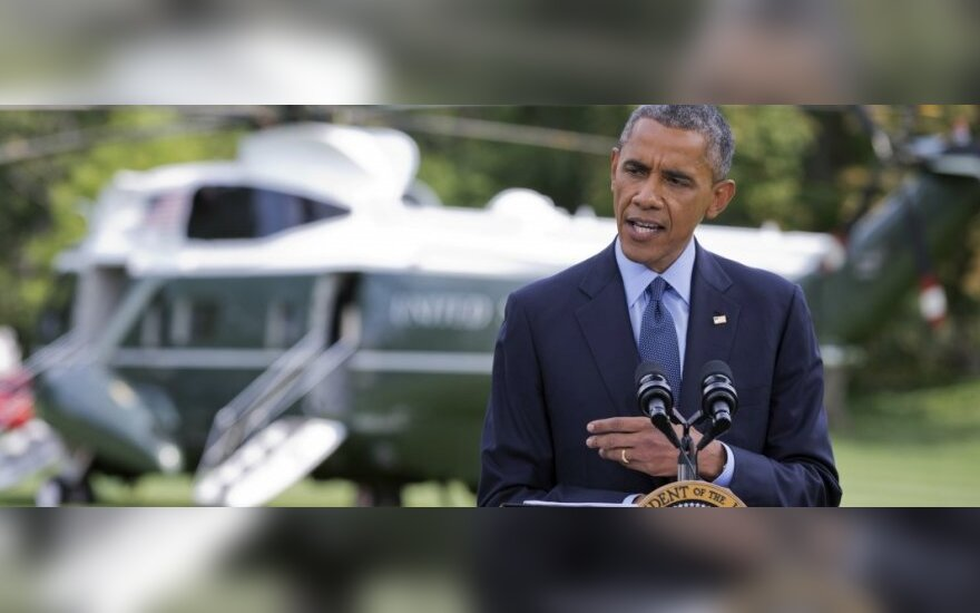 300 Estonian soldiers helping to safeguard Obama
