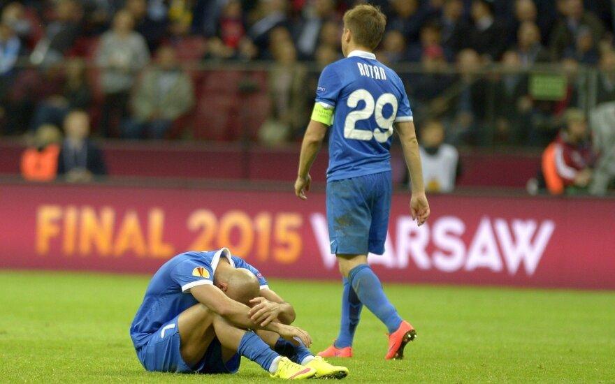 UEFA suspendavo tris klubus – jie negalės žaisti Europos taurėse