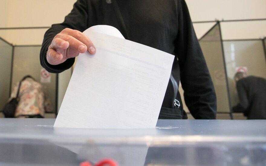 Urugvajuje – antrasis prezidento rinkimų ratas