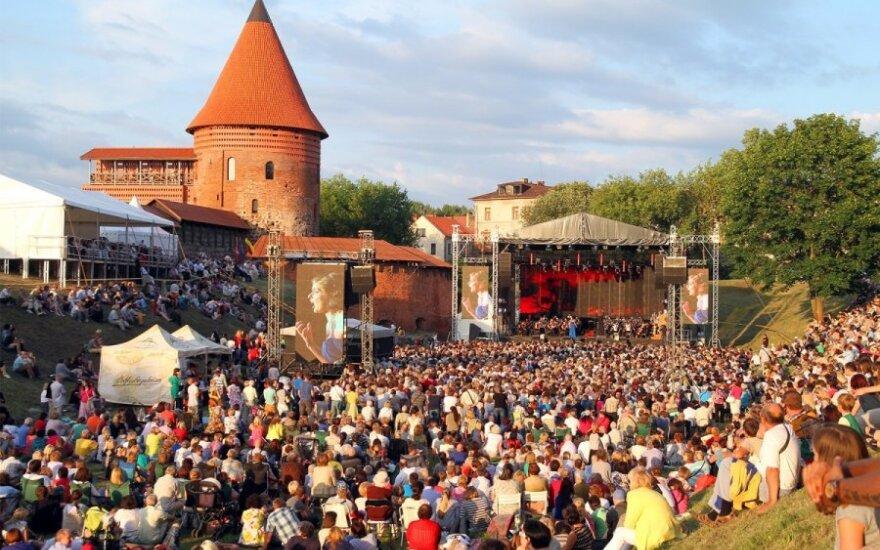 Minint Valstybės dieną Kaune - ypatingas svečias iš Maskvos