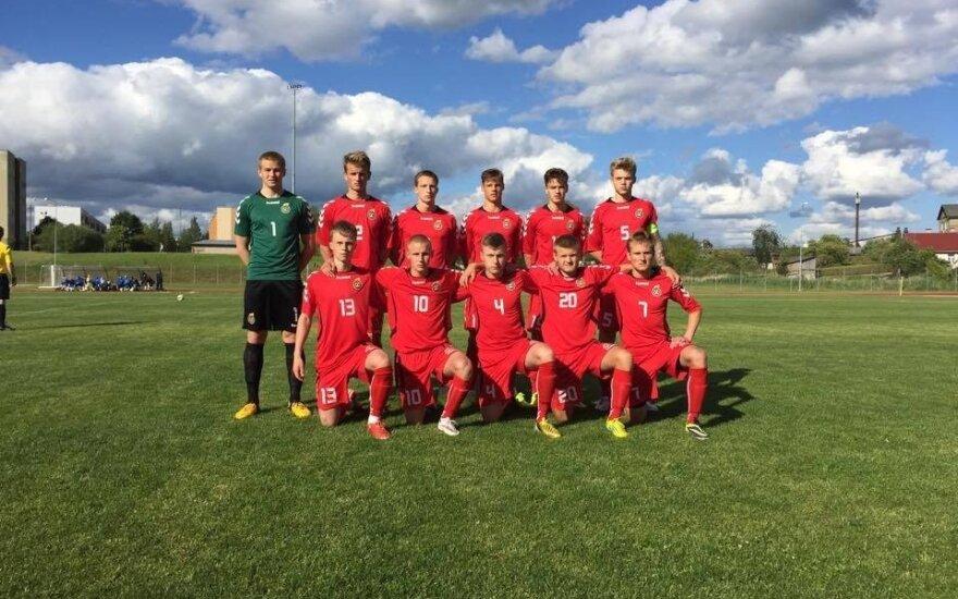 Lietuvos futbolo U19 rinktinė