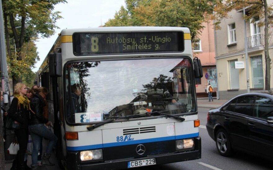 Euro staigmenos: atpigs kelionės viešuoju transportu