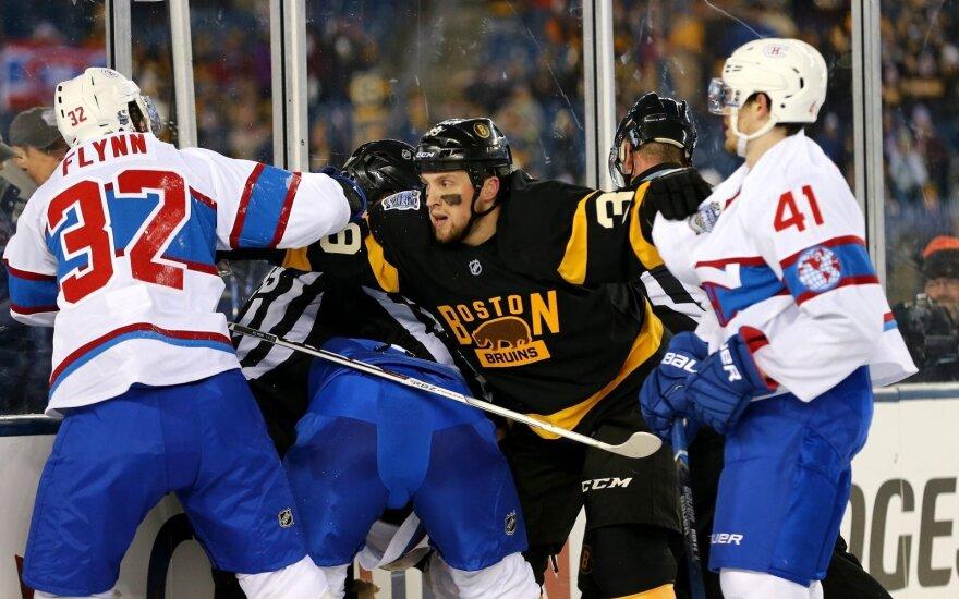 """Canadiens"" – ""Bruins"" dvikova"