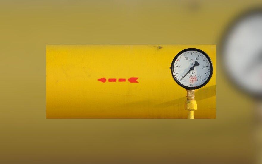 EK padėjo Ukrainai gauti paskolą dujoms įsigyti