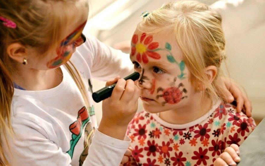 Kodėl taip svarbu vaikams kurti?