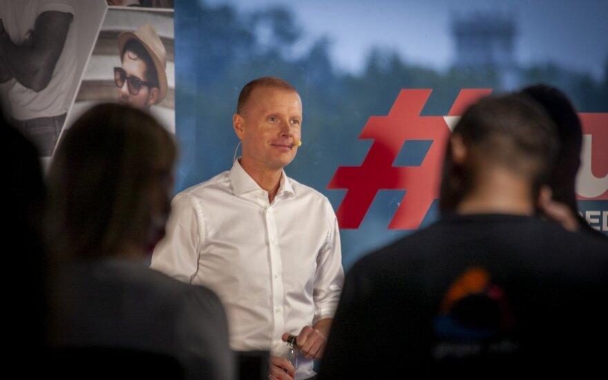 """""""Coca-Cola HBC"""" generalinis direktorius Lenkijos ir Baltijos šalims Jaak Mikkel"""
