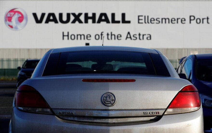 """""""Vauxhall"""""""
