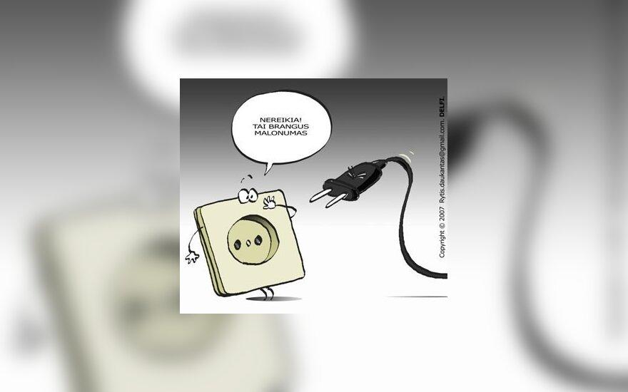 Apriboti elektros įmonių pelnai, kitąmet elektra kainuos apie 45 ct/kWh