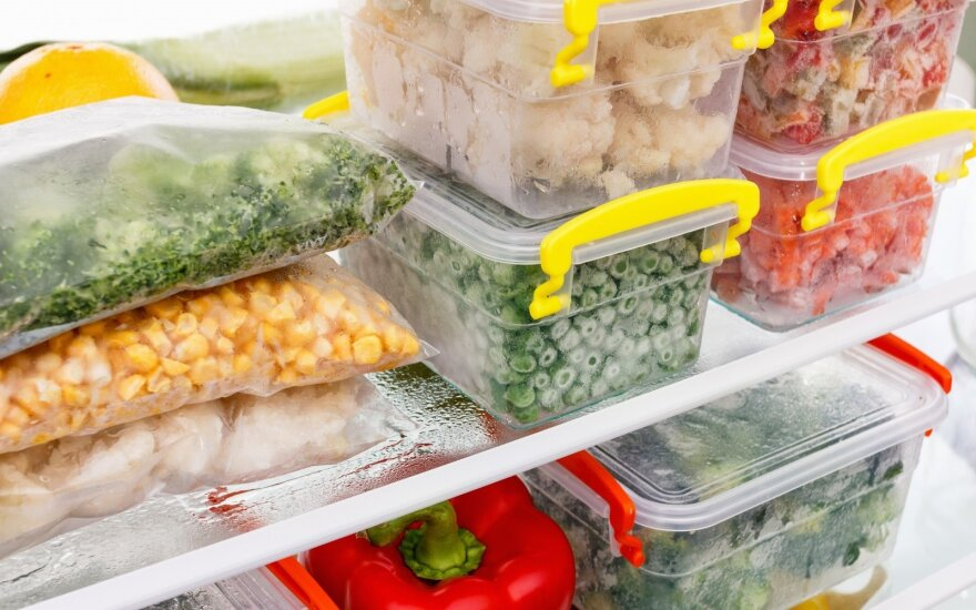 Six things you should know when freezing foods