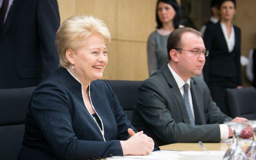 D.Grybauskaitė: abejoju, ar šis Seimas sugebės pertvarkyti šilumos ūkį