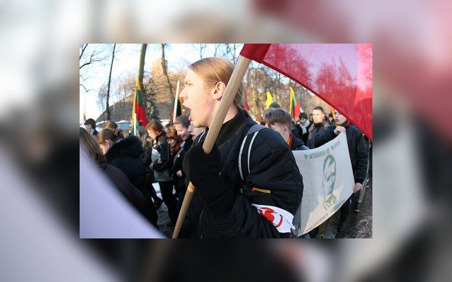 """M.Mackevičius: G.Songailos įstatymo preambulėje pritrūko """"Lietuva – lietuviams"""""""