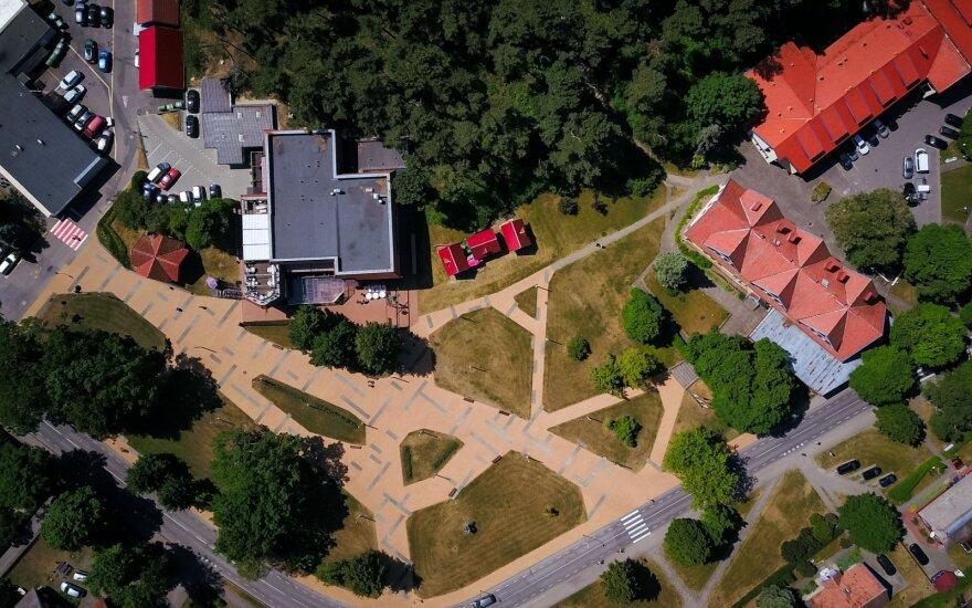 """""""Achemos grupės"""" akcininko planas Nidoje – prabangūs apartamentai už beveik 20 mln. eurų"""
