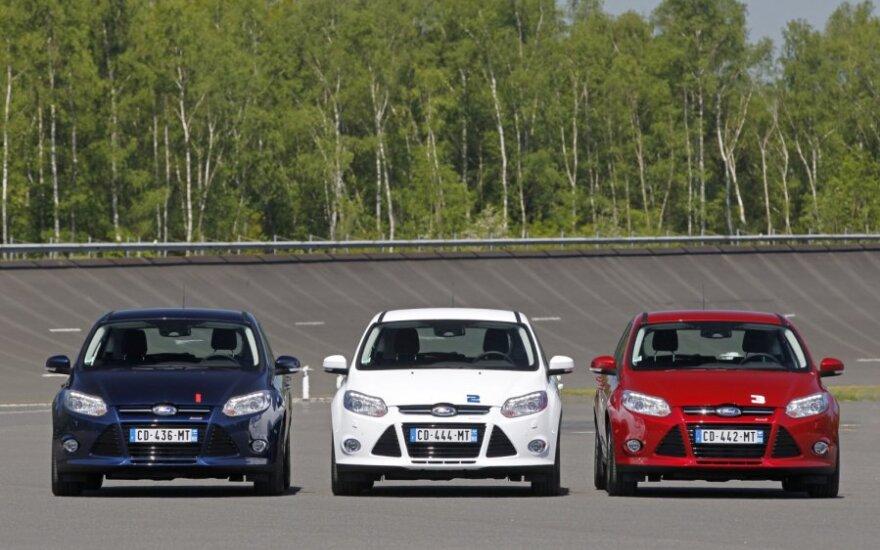 Populiariausi 2012-ųjų automobiliai