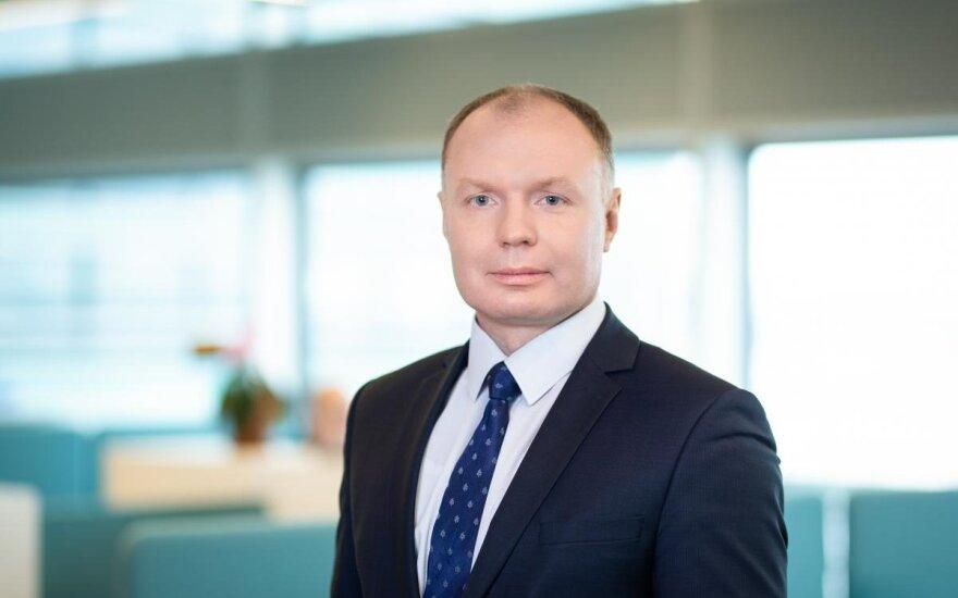 Arūnas Molis, KN Klaipėdos SGD direktorius