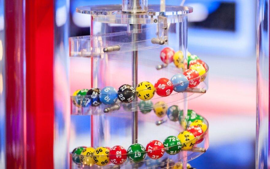 Loterijose bus galima išlošti daugiau