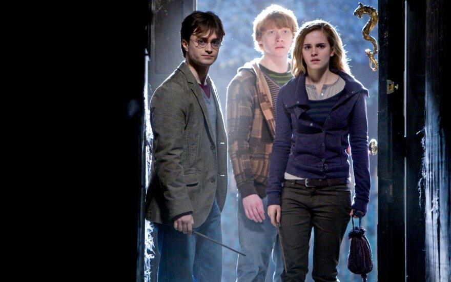 Testas Hario Poterio gerbėjams: ar sugebėsite atsakyti į visus 10 klausimų?