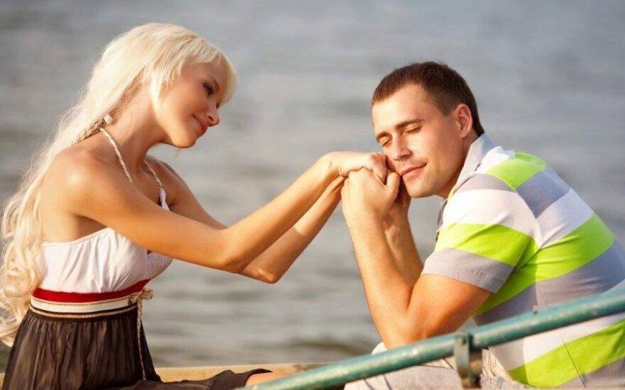 Nauji santykiai: klaida ar meilė?