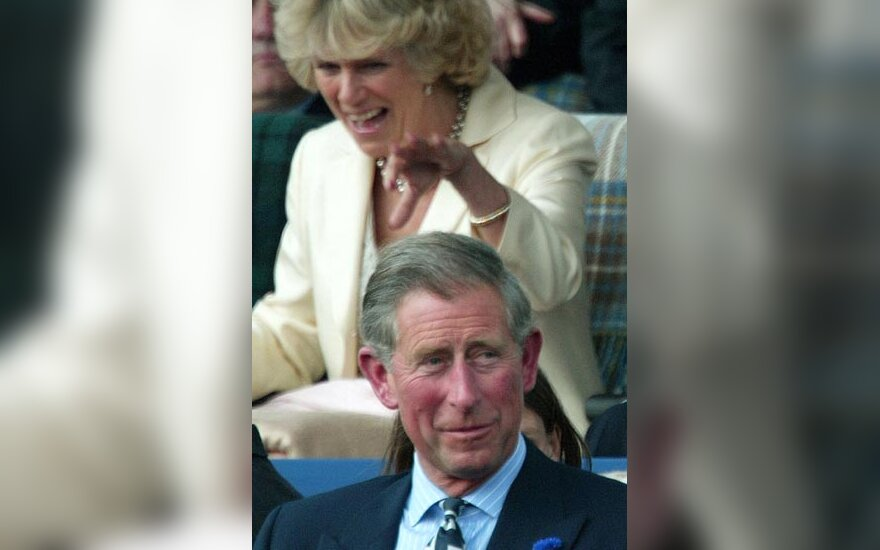 Princas Charlesas ir Camilla Parker Bowles